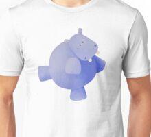 Hippo Unisex T-Shirt