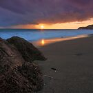 Rodeo Beach Sunset by MattGranz