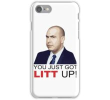 Louis Litt iPhone Case/Skin