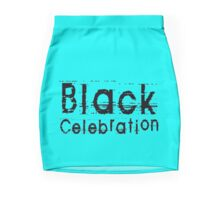 Black Celebration by Chillee Wilson Pencil Skirt