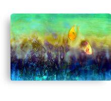 An Aquatic Adventure  Canvas Print