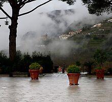 morning mist lifting, Ravello, Amalfi Coast, Campania, Italy by Andrew Jones