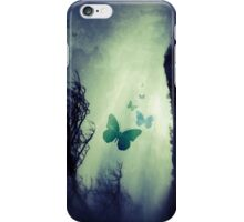 On The Wings of Chaos iPhone Case/Skin