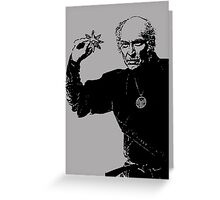 John Peter McAllister Greeting Card