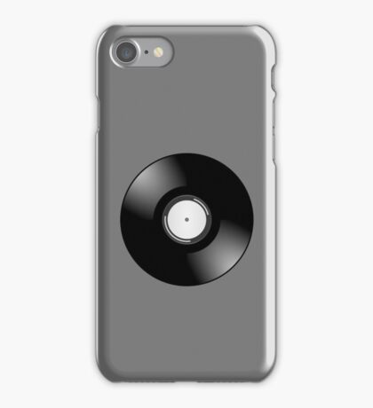 Vinyl Record by Chillee Wilson iPhone Case/Skin