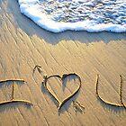 "I 'heart' U! by Lenora ""Slinky"" Regan"
