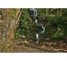 Buttermilk Falls, Tilman Ravine Photographic Print