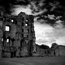 The Castle Ruins by Mike Topley