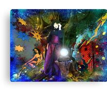 Bewitchment Canvas Print