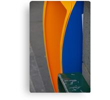 Solve This Puzzle: What Is This Mystery Object? Canvas Print