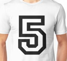 Number Five Unisex T-Shirt