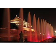 Beijing, Tian'anmen square Photographic Print