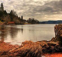 Loch Ard. by Paul Messenger