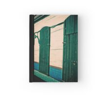 Entry Unknown Hardcover Journal