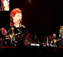 Bon Jovi by Mike Topley