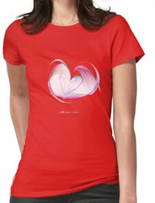 Spring Heart 2010 (tee) Womens Fitted T-Shirt