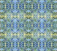 Tadpole series: Cobalt and olive by Pseudopompous68