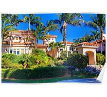 elegant residence Poster