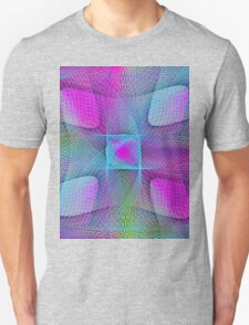Colorful Complexity Unisex T-Shirt