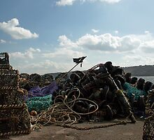 Pots, Nets and Ropes by EarlCVans