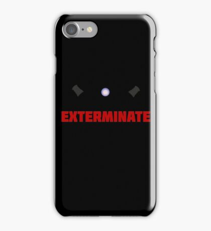 The Hibernation of the Daleks iPhone Case/Skin