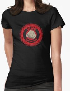 The Dose makes the Poison Womens Fitted T-Shirt