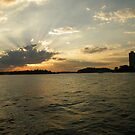 sunset by Nenad  Njegovan