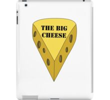 The Big Cheese iPad Case/Skin