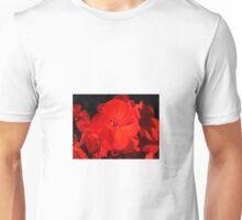 Geranium flower Unisex T-Shirt