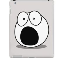 What? by Chillee Wilson iPad Case/Skin