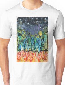 Blast off - Kerry Beazley Unisex T-Shirt