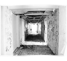 Hallway To Nowhere Poster