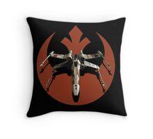 Rebels Throw Pillow