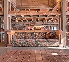 Falino Barn-4a Center  Seating area by Robyn Bohlen