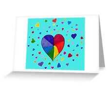 Celebrating Same Sex  Marriage!!! Love is Love! Greeting Card