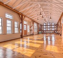 Falino Barn-14 Long view on 3rd floor by Robyn Bohlen