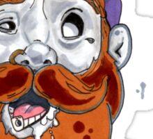 Pizza Zombie! Sticker