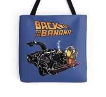 Back To The Banana v2 Tote Bag
