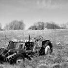 Beachnut Tractor II by A Different Eye Photography