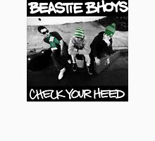 Beastie Bhoys - Check Your Heed Unisex T-Shirt