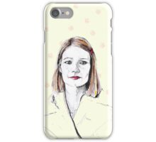 Margot Tenenbaum iPhone Case/Skin