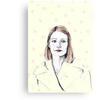 Margot Tenenbaum Metal Print