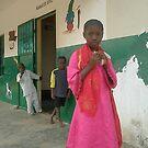 school - break by elisabeth tainsh