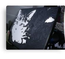Rigby canvas Canvas Print