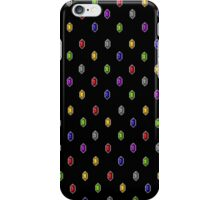 Rupees - Black iPhone Case/Skin