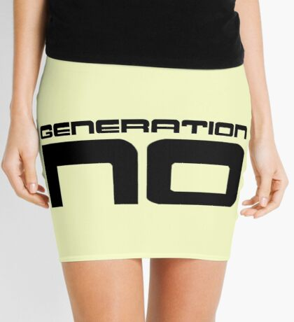 Generation No by Chillee Wilson Mini Skirt