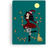 Be Witched! Canvas Print