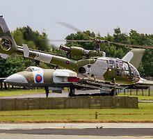 Westland Gazelle AH.1 XX453 by Colin Smedley