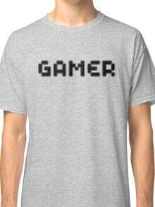 Retro Gamer by Chillee Wilson Classic T-Shirt