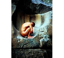 In Utero - Colour Photographic Print